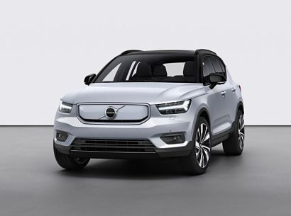 Volvo Cars stars production of fully electric XC40 Recharge P8