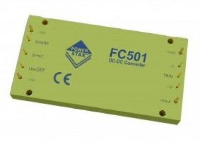 Powerstax announces new converter power modules for fuel cells