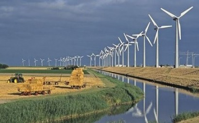 How comprehensive analysis and mapping help municipalities place wind projects