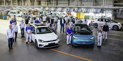 Zwickau car factory to produce only electric models in future