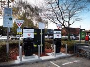 UK electric rapid charging firm celebrates 200 installation milestone
