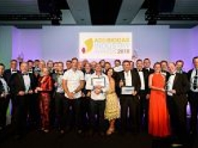 AD & Biogas Industry Awards Ceremony 2018 celebrates biogas innovation and best practice