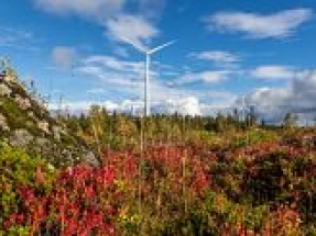 Siemens partners with Eolus to deliver customized 5.X turbines for three Swedish wind farms