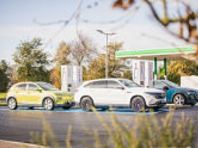 Ionity expands its pan-European network with high-power charging station in Scotland