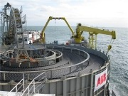 ABB commissions Thornton Bank offshore wind cable connection