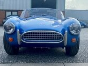 Electric version of the AC Cobra classic sports car nearing completion