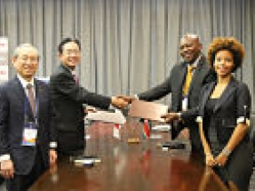 Toshiba and RentCo sign a Cooperation Agreement to expand Kenyan geothermal power generation business