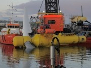 Alstom tidal turbine produces electricity for the first time in real conditions