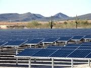 Phoenix water treatment plant goes solar