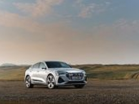 Audi launches new E-Tron 'Sportback'