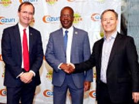 Azuri Technologies launches PayGo solar satellite TV in Zambia