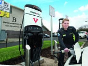 Bannatyne Health Clubs install InstaVolt rapid charging stations across the UK