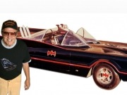 Would you believe, an electric Batmobile?