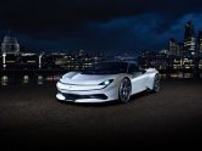 Pininfarina Battista makes its UK debut