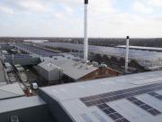 Bentley Motors installs Britain's largest rooftop solar PV system