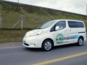 Nissan wheels out two revolutionary new zero-emission vehicles