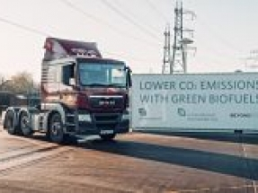 Bentley switches to waste-based renewable fuels to drive greener in-house logistics in Crewe