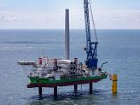 Ørsted, DEME Offshore and Siemens Gamesa complete installation of 94 turbines at offshore wind farm