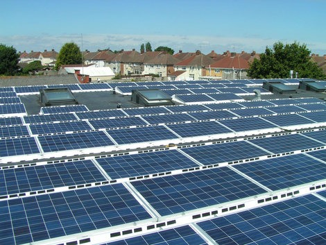 Bristol – the UK's Solar Capital