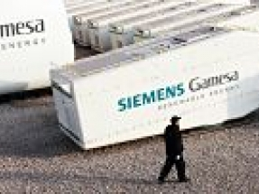 First order for 200 MW supply contract in China for the Siemens Gamesa 4.X platform