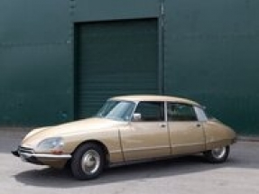 Electrogenic electrifies the iconic Citroen DS