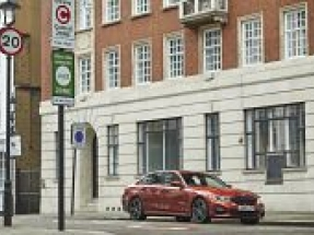BMW launches eDrive Zones technology in London and Birmingham