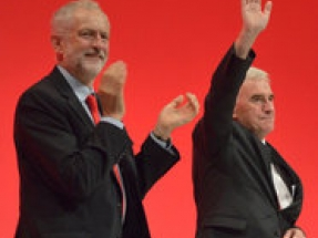 Corbyn's Labour commits to green energy at this year