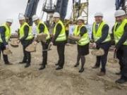Siemens begins construction of new German offshore wind turbine factory