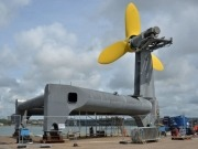 First full-scale tidal energy generator in Wales unveiled