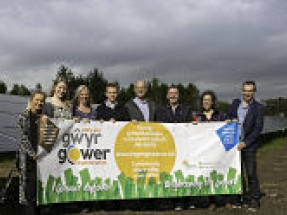 Welsh solar farm to power residents and profit locally with Gower Power and Bristol Energy