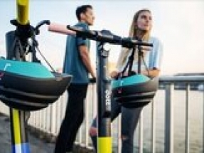 Dott launches e-scooters on the streets of London