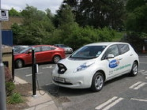 Growth in EVs supports UK trend towards more low carbon generation says National Grid