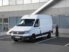 Volkswagen e-Crafter to debut at Milton Keynes EV centre
