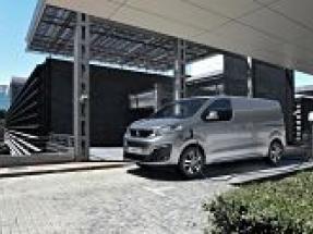 Peugeot launches e-Expert electric van