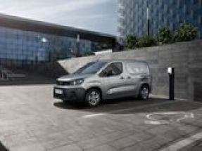 Peugeot opens orders for the new e-Partner electric van