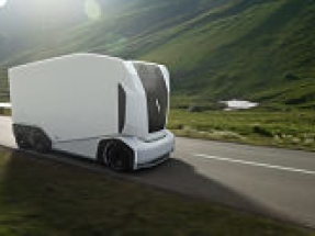 Einride launches range of Autonomous Electric Transport (AET) vehicles