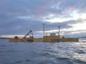 Tocardo Tidal Power EMEC deployment awarded accreditation