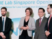 Engie opens new green energy R&D lab in Singapore