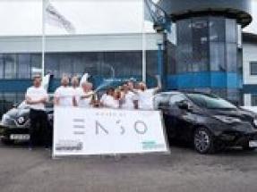 Enso secures funding for 'range extending' EV tyre