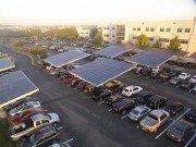 "Solar ""trees"" seen as the aesthetic catalyst for EV infrastructure proliferation"