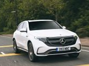 Mercedes-Benz EV charging service now integrated with BP Chargemaster's Polar network