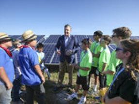 Florida Power & Light Company accelerates major solar energy projects
