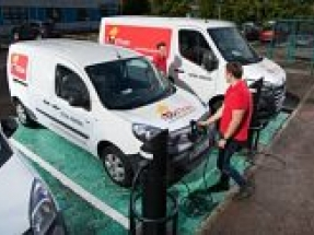 Food Train takes delivery of all-electric Renault Z.E vans