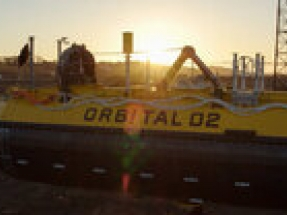 European Commission support Orbital's bid to lead 26.7 million euro tidal energy project