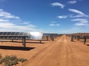 New Australian solar farm connects to the grid in Victoria