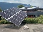 Disruptive 1.5 axis trackers improve on-site solar power generation for hotels and resorts