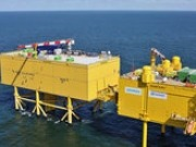 Siemens hands over fourth North Sea grid link to TenneT