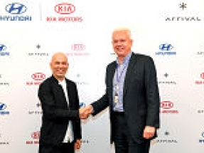 Hyundai and Kia announce strategic investment to develop electric commercial vehicles