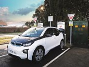 InstaVolt celebrates 100th EV charger switch-on with free charging in May