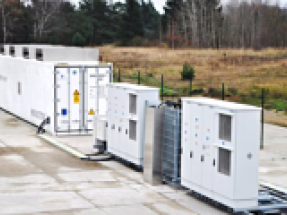 Welsh battery storage scheme begins commercial operation